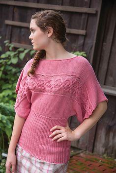 Ravelry: Wildflower Ridge pattern by Laura Zukaite