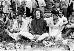 Le mouvement hippie