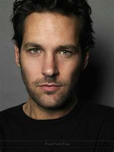 If things don't work out between me and Bradley Cooper *knocks on wood,* I'll gladly take Paul Rudd as well. :)