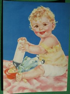 """Dolly's Breakfast,"" by Charlotte Becker."