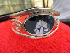 Bratara sidef email alpaca Mexic Cuff Bracelets, Shopping, Vintage, Jewelry, Diamond, Jewlery, Jewerly, Schmuck, Jewels