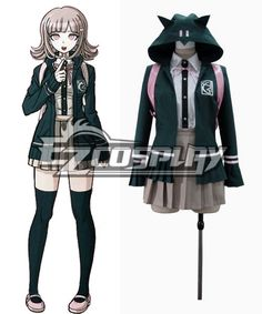 Cute Chiaki Nanami Super Dangan Ronpa Cosplay Costume #EveryoneCanCosplay! #Cosplaycostumes #AnimeCosplayAccessories #CosplayWigs #AnimeCosplaymasks #AnimeCosplaymakeup #Sexycostumes #CosplayCostumesforSale #CosplayCostumeStores #NarutoCosplayCostume #FinalFantasyCosplay #buycosplay #videogamecostumes #narutocostumes #halloweencostumes #bleachcostumes #anime