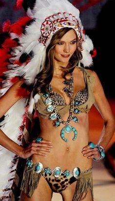 Victoria's Secret will cut model in Native American garb from TV ...