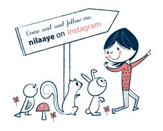 I've just joined instagram so please come and join the party. http://www.instagram.com/nilaaye