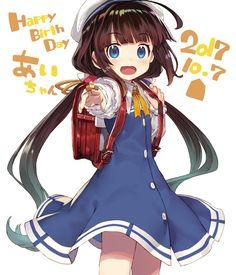 (Ryuoh no Oshigoto! Kawaii Anime Girl, Anime Girl Cute, Anime Girls, Manga Girl, Cute Characters, Anime Characters, Desu Desu, Otaku, Waifu Material