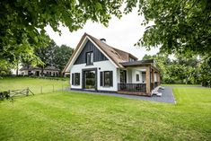 Scandinavian Home, Countryside, Building A House, Exterior, Cabin, House Architecture, House Styles, Inspiration, Home Decor