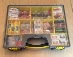 Condiment caddy for camping | Flickr - Photo Sharing!