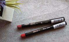 Nerd Chic: REVIEW-KIOMA: Lápis para lábios