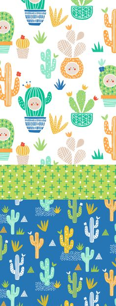 wendy kendall designs – freelance surface pattern designer » hellocactus_doc