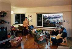 jeff wall_Detalle de Vista de un apartamento (2004-2005)