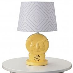This stylish lamp shade is the perfect decorative accent to your nursery, and coordinates with all of the lamp bases designed by Lolli Living. Safari Theme Nursery, Nursery Themes, Nursery Decor, Nursery Ideas, Table Lamp Base, Lamp Bases, Adele, Washable Rugs, High Quality Furniture