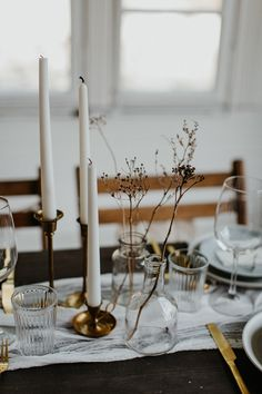Table Setting Inspiration, Wedding Inspiration, Wedding Decorations, Christmas Decorations, Holiday Decor, Wedding Table, Our Wedding, Decoration Table, Holidays And Events