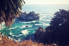 Weekend Getaway to Big Sur, California - Empty beaches, hidden waterfalls, breathtaking views...you'll never want to leave
