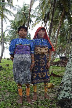 Panama - Kuna Indians - by Marc Veraart