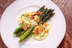 asparagus, roasted asparagus, vegetable side dish, healthy eating, side dish, spring food, health food, recipe