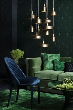 Interior design trends to keep up with, the best for your home decor! Interior Design New York, Apartment Interior Design, Interior Decorating, Interior Paint, Kitchen Interior, Render Architecture, Loft Interiors, Modern Interiors, Decoration Inspiration
