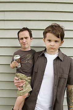 Father and Son Photos