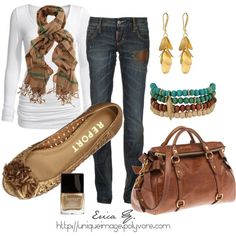 AUTUMN FALL OUTFITS