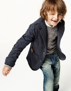 Little Boy Style. Caleb would be so handsome dressed this way.