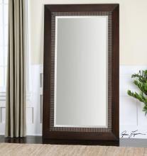 Uttermost 14245 - Julius Oversized Dark Bronze Mirror - 42 W X 72 H X 2 D (in)