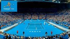 Hopman Cup - The Hopman Cup is an annual international team indoor hardcourt tennis tournament held in Perth, Western Australia in early January (sometimes commencing in late December) each year, which plays mixed-gender teams on a country-by-country basis. It is also known as the Championships.
