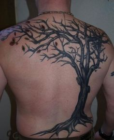 and on my right side have something like this but with bright green leaves with brown bark and moss. With ripe fruits hanging off of each branch symbolizing the new creation i am in Christ. That He transformed me from the dead tree to this one that produces sweet fruit