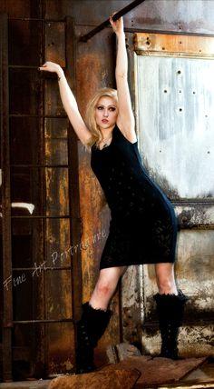 Abandoned Dreams Model: Vivica Vicious Photo: Fine Art Portraiture