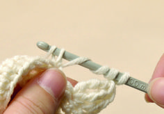 Tackle a Double Triple Crochet Cluster!   crochet today