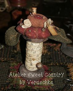 Atelier Sweet Country: A 'little primitive and a' bit of Ginger ...