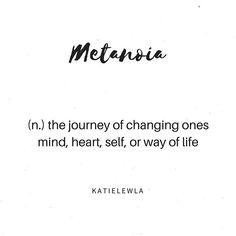 Metanoia - Traveling will do this to you! #travelbloggers #travel #iamtb    #Regram via @katielewla