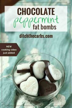 Fat Bombs are snacks that provide the healthy fats your are looking for when you are eating keto. The bonus is that they taste so good. Bombs Away!