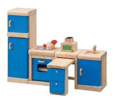 Plan Toys Dollhouse Kitchen-Neo   Wayfair