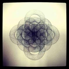 Spirograph - loved playing with this as a child.