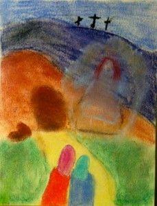 #Easter Bible Art Lessons for Homeschool on DVD