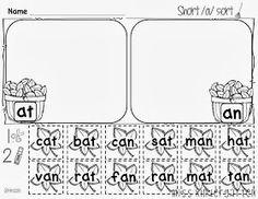 Miss Kindergarten: Fall Fun!