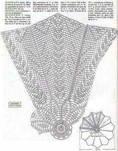 Luty Artes Crochet: Toalha de mesa com crochê com gráfico
