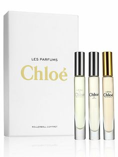 Chloé Rollerball Trio. My mom would love this!