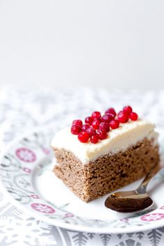 Pepparkaksrutor Lchf, Healthy Recepies, Christmas Mood, Fika, Food N, Something Sweet, Stevia, Vanilla Cake, Low Carb Recipes