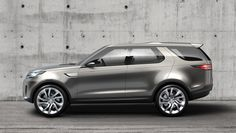 Discovery Sport Concept