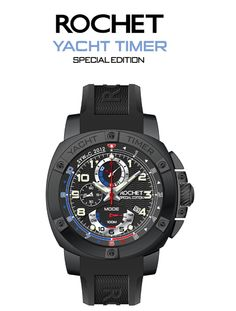 Rochet Yacht Timer  Rochet is proud to be the official Timekeeper of the StudentYachting World Cup 2012 (SYWoC).
