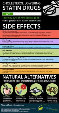 Alternatives to lower your cholesterol rate / Des alternatives pour abaisser votre taux de cholestérol