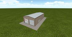 Cool 3D #marketing http://ift.tt/2nh0C61 #barn #workshop #greenhouse #garage #roofing #DIY