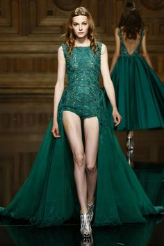 Tony Ward Couture Fall 2016 #Fall2016Couture