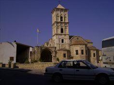St, Lazurus Church , Larnaca, Cyprus
