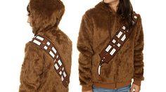 Wookie jacket