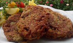 Brokolicové placičky (z nevařené brokolice) se sýrem
