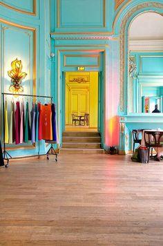 Le Salon Bleu..maximu0027s