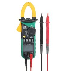 36.02$  Watch here  - Current Clamp Meter 0 to 40 Celsius Degree Digital Clamp Meter AC DC Voltage Capacitor Resistance Multimeter Diagnostic-tool