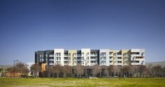 David Baker Architects: Station Center Family Housing