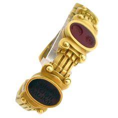 intaglion bracelet Kieselstein Cord